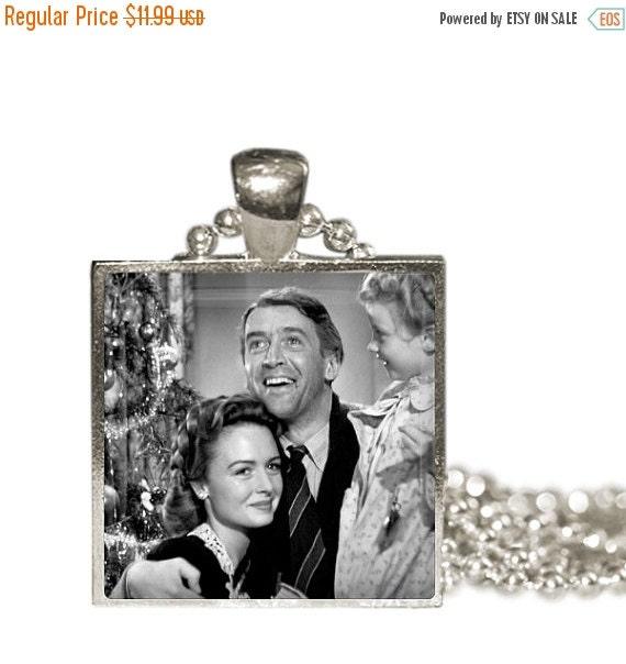 Mark Stewart Black Diamond: SALE It's A Wonderful Life Jimmy Stewart Christmas Movie