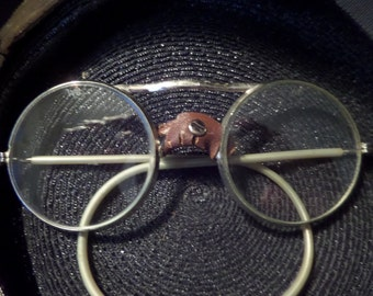 Vintage Eyeware Spectacles Steampunk Motorcycle Riding Rat Rod