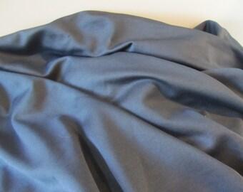 Fabric Navy Blue Dressy Knit