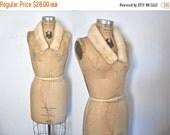SALE Blonde Mink Fur Collar / vintage