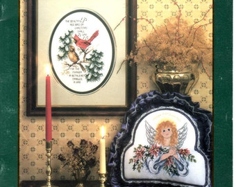 Cross Stitch Pattern Leaflet - Home Again Christmas - Stoney Creek Book 42 - Holiday Designs
