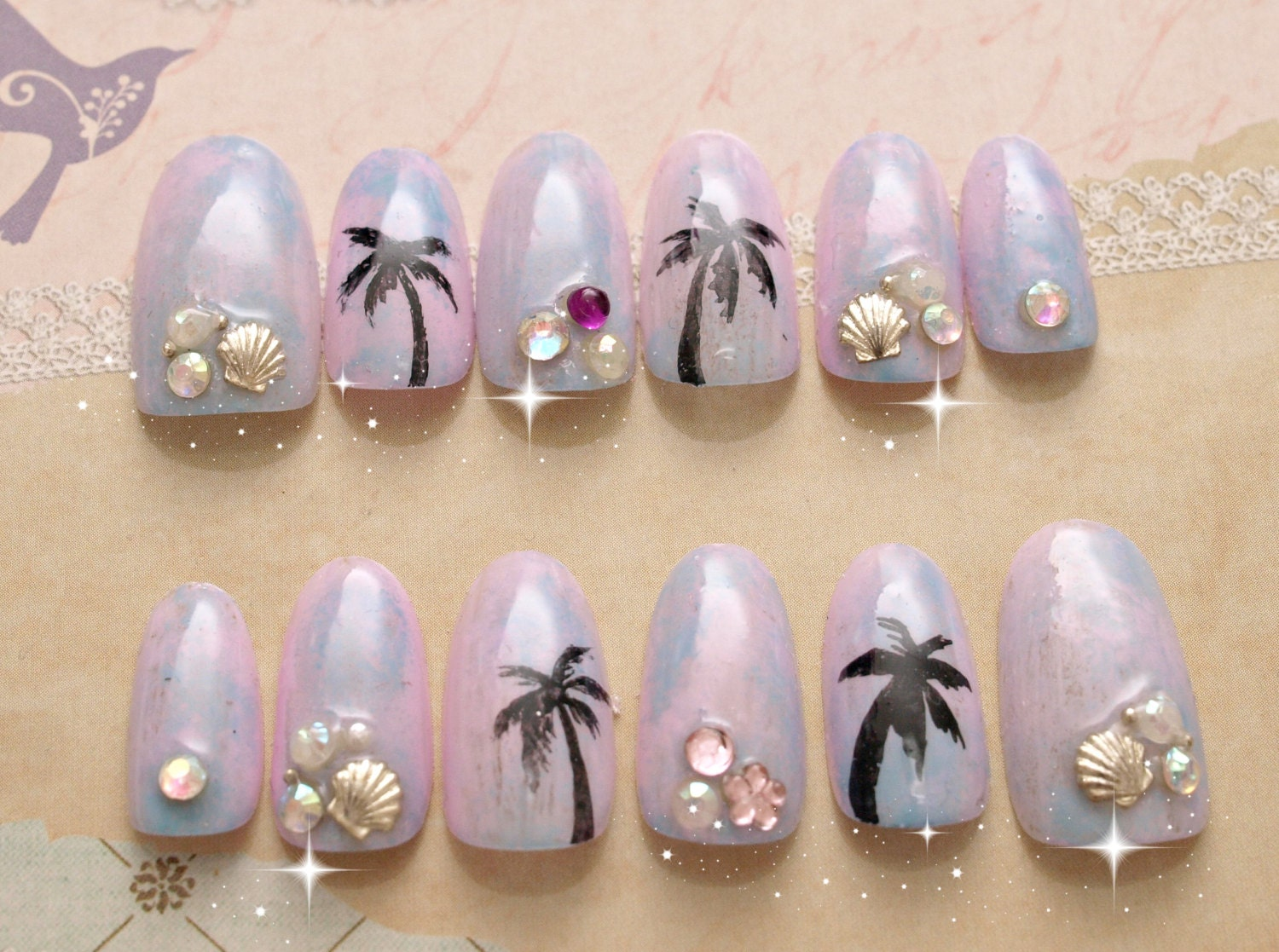 3d Nail Art » Japanese 3d Nail Art - Pictures of Nail Art Design Ideas