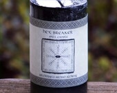 HEX BREAKER Signature Spell Candle by Witchcrafts Artisan Alchemy