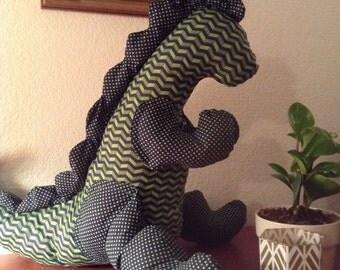 Huge T-Rex Dinosaur, STUFFED WHEN ORDERED