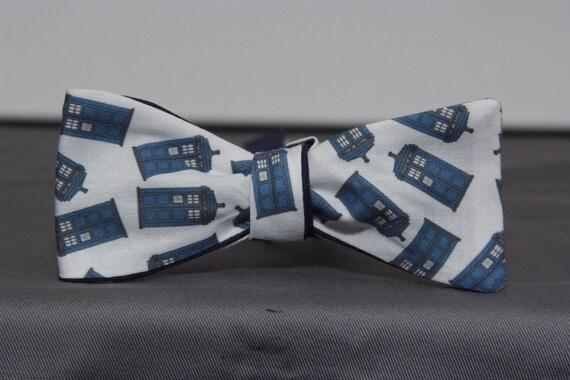Tardis in Random Bow Tie