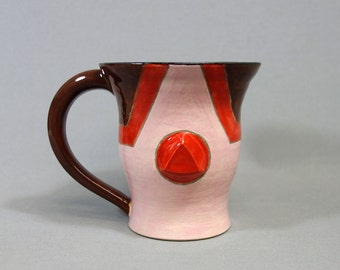 Garnet Mug: Crystal Gem Inspired Steven Universe Ceramic Coffee Mug