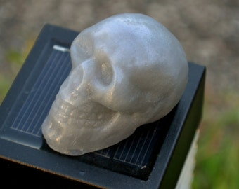 Halloween Skull Soap - Walking Dead Soap - Skeleton - Novelty Soap - Horror - Skull - Halloween Decoration - Halloween Decor - Party Favor