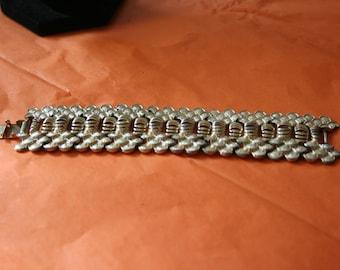 Coro? Wide Bracelet