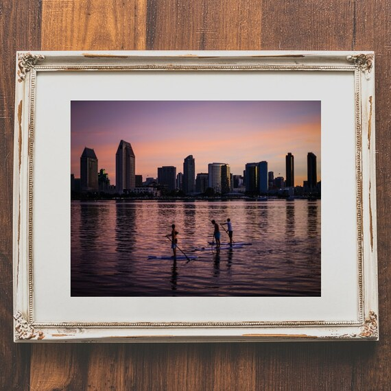 San Diego Photography For Home Decor Sunrise Wall Art