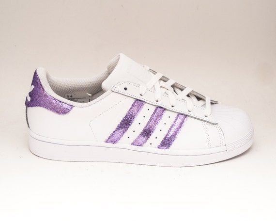 glitter limited edition lavender light purple adidas. Black Bedroom Furniture Sets. Home Design Ideas