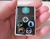 Magic The Gathering Dice Refillable Lighter