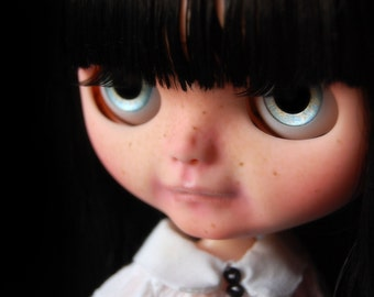 """CHRISTMAS SALE! Custom Blythe doll Check it out!  """"Luna"""" by Fausto & Gretchen. Layaway accepted."""
