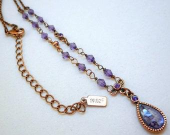 Dainty 1928 Necklace