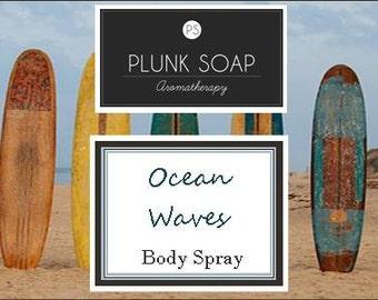 Ocean Waves Body and Room Spray
