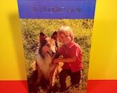 Son Birthday Card - Vintage Birthday Card - Happy Birthday Son - 1970s - Rough Collie