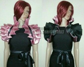 Burlesque Ringmaster Anime Cosplay Barbie Collar Bolero Shrug
