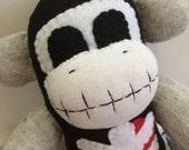 Bones the Sock Monkey