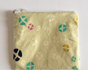 Neutral Wet bag/Snack bag with waterproof lining
