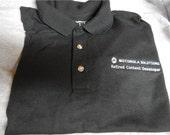 1 polo/ sport shirt - FREE SHIPPING - Your custom logo or monogram