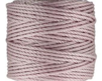S-LON Heavy Macrame Cord Tex 400 Blush Knotting cord