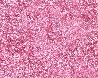 Pink Shimmer Mica 1 Oz or 4 Oz, Pink Sparkle Mica, Pink Pearl Mica , Cosmetic Supply, Makeup Supply