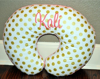 Items Similar To Nursing Pillow Cover Personalized