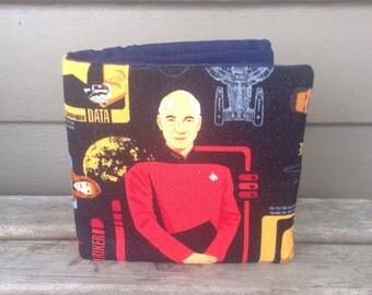 Star Trek Next Generation Single Fold Wallet
