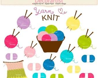 Crochet clipart – Etsy