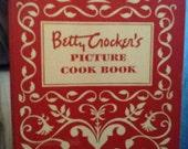 Vintage Betty Crocker Picture Cookbook