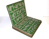 Hollow Book Safe My Book House Story Time Cloth Bound vintage Secret Compartment Keepsake Box Hidden Security Box