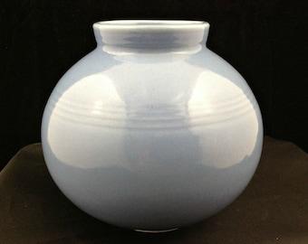 Vernon Kilns Artware May & Vieve Hamilton Pottery Spheres No. 3 Ball Vase California Art Deco c1934