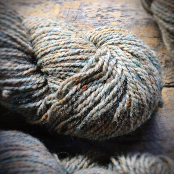 Knitting Patterns For Worsted Wool : Yarn worsted weight knitting wool Peace by ForeverWindingWool