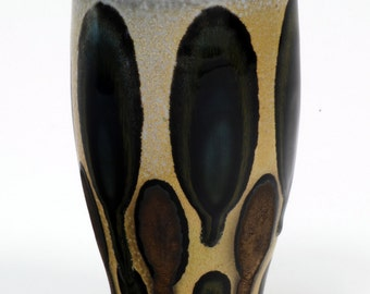 Soda Fired Porcelain Pint Glass