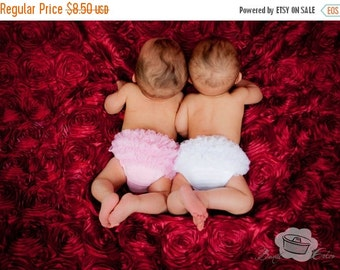 Sale Diaper Cover Chiffon Ruffle Bum Baby Bloomer -Photo Prop- 24 Colors to Choose from-MY2LILPIXIES