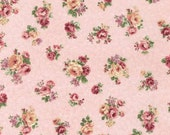 Emma 2 Collection   by From Robert Kaufman Blush Small Floral    SRK672596