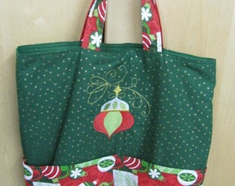 Fancy Ornaments Design C Eco Friendly Tote - Shopping Bag