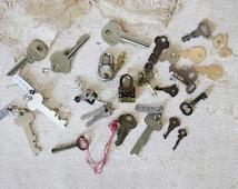tiny keys and locks