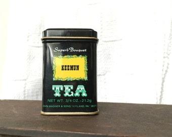 Vintage John Wagner & Sons Tea Tin