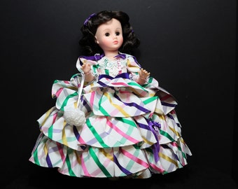 1593 Careen GWTW Madame Alexander Vinyl Dolls. 14""