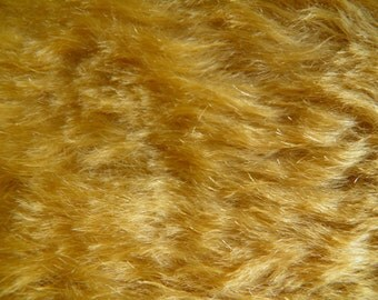 Schulte Mohair Soft Yellow Gold