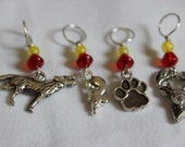 The Marauders Stitch Markers