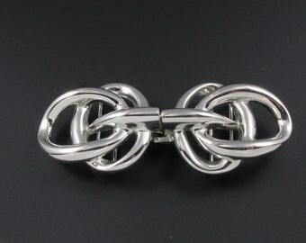Dotty Smith Silver Belt Buckles, Dotty Smith Buckles, Silver Buckles, Modernist Belt Buckles, Belt Buckle