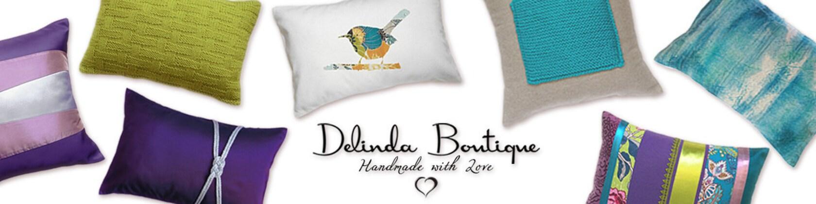Decorative Pillows Sewing Patterns : Decorative Pillows PDF Bag Sewing Patterns by DelindaBoutique