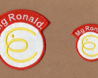 MgRonald's Patch Set - Hataraku Mao-sama!