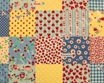 Quilting Weight Cotton Fabric designed by Valorie Wells for Free ... : quilt weight cotton - Adamdwight.com