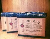 Mr. Darcy Artisan Soap - Handmade Soap, Silk Soap, Cocoa Butter Soap