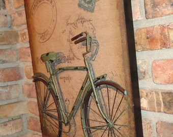 Bicycle Wall Art 3D metal bike home decor Abstract Bicycle Wall Art Gift Ideas Bicycle Display.