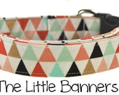 Multicolored Dog Color - The Little Banners