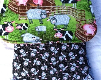 Counting Sheep Back Pack