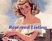 Reserved listing for (Mala'sforDarma)) - X900